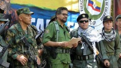 Photo de Colombie: d'ex-chefs Farc annoncent le retour des armes