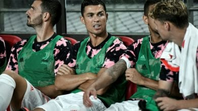 Photo of Police raid S. Korean sports agency in Ronaldo row