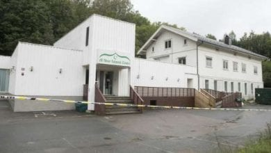 Photo of Norway mosque shooter suspected of terrorism, rejects allegations