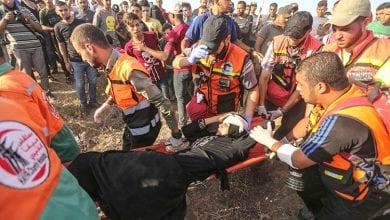 Photo de Gaza: Trois Palestiniens tués par l'armée israélienne, dans le nord de la bande