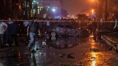 صورة مصر تتهم الإخوان المسلمين بالوقوف وراء انفجار القاهرة