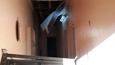 صورة مقتل 4 مدنيين في ليبيا جراء قصف للطيران التركي