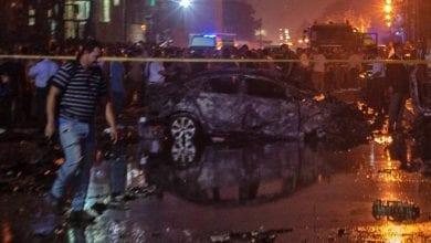 """Photo de Au Caire, l'explosion est un acte """"terroriste"""" commis par le groupe Hasm, lié aux Frères musulmans"""