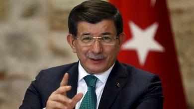 صورة رئيس الوزراء التركي السابق أحمد داود أوغلو جاهز لإطلاق حزب جديد