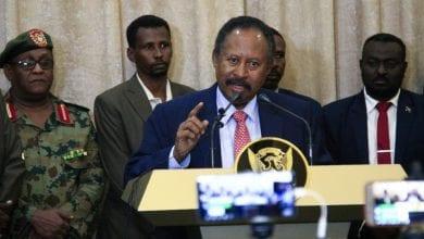 صورة حمدوك يطلب مهلة جديدة لتشكيل الوزارة في السودان