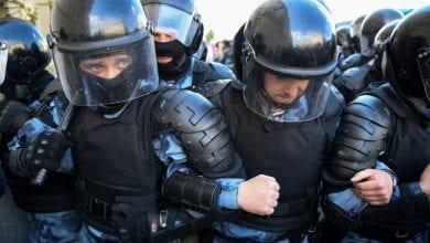 صورة المعارضة الروسية تدعو للتظاهر اليوم السبت