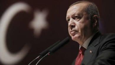 صورة أردوغان: أبلغنا واشنطن وموسكو عزمنا شن عملية شرق الفرات