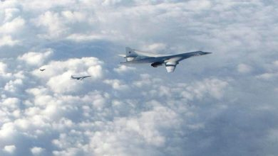 Photo of Russia flies nuclear-capable bombers to region facing Alaska