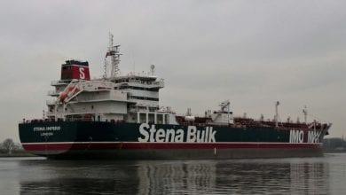 صورة إيران تحتجز سفينة أجنبية تهرب الوقود