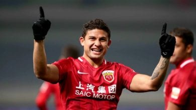 Photo of Brazilian Elkeson earns landmark China call-up