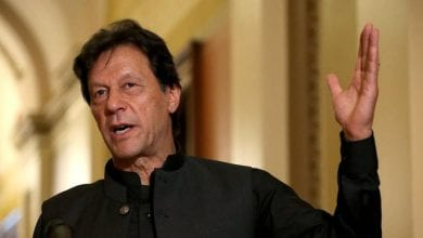 Photo of Pakistan premier vows to challenge India over Kashmir move