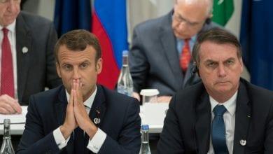 صورة الرئيس البرازيلي يتهم ماكرون بتحويل قضية داخلية في البرازيل إلى أداة لتحقيق مكاسب سياسية شخصية