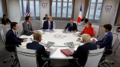 Photo de L'Iran divise toujours Trump et les Européens, malgré la pression de Macron