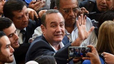 Photo of Conservative Alejandro Giammattei wins Guatemalan presidential election