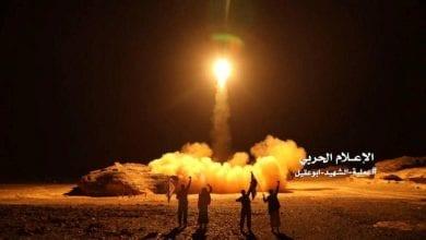 Photo of Arab Coalition intercepts, destroys six Houthi missiles fired toward Jazan