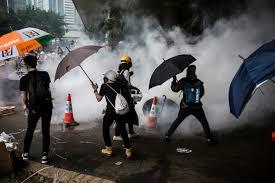 صورة تظاهرات جديدة في هونغ كونغ