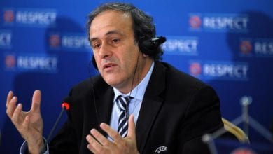 Photo of Michel Platini detained over awarding 2022 World cup to Qatar