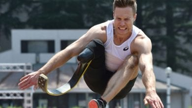 Photo of One leap at a time: the 'Blade Jumper' with Olympic dreams