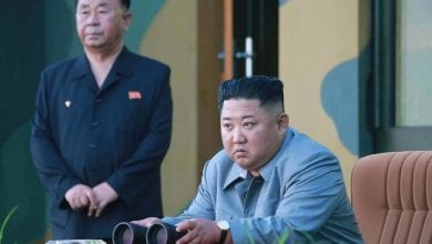 Photo of N. Korea fires projectiles for fourth time in 12 days