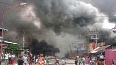 Photo de L'Indonésie envoie des renforts en Papouasie où les troubles continuent