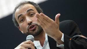 """صورة حفيد مؤسس """"الإخوان المسلمين"""" طارق رمضان رهن التحقيق في قضية اغتصاب رابعة"""