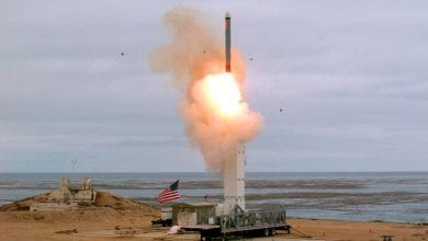Photo of Russia decries US missile test as 'escalation of military tensions'