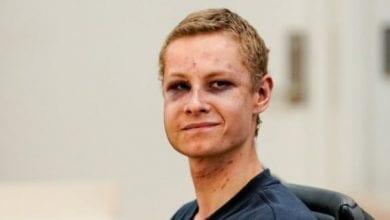 """Photo de Norvège: l'auteur de l'attaque """"terroriste"""" d'une mosquée placé en détention"""