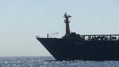 Photo of Iranian oil tanker pursued by US says it is going to Turkey