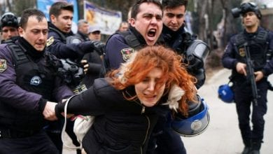 """Photo of Turkey's crimes against humanity and violations of Women's rights are discussed at the United Nations in """"Geneva"""""""