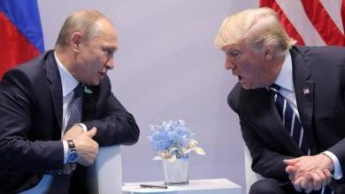 Photo de Essai d'un missile américain: Moscou et Pékin crient à l'escalade militaire