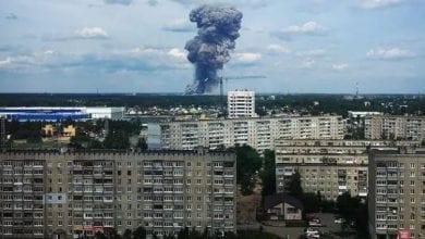 Photo de Explosion en Russie: Les employés travaillaient sur de «nouveaux armements»