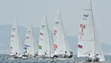 Photo of Too hot for lifejackets – rules loosened at sizzling Olympic sailing test