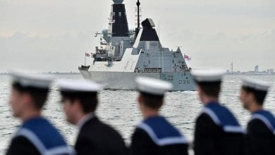 Photo of Britain sends another warship to Arabian Gulf