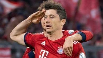 Photo of Lewandowski extends Bayern Munich contract until 2023