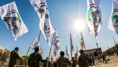 Photo de Irak: une force paramilitaire accuse Washington d'être responsable d'attaques contre ses bases