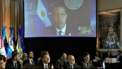 Photo de Venezuela: Washington hausse le ton, les soutiens de l'opposant Guaido réunis à Lima