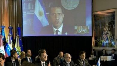 Photo de Venezuela: conférence internationale pour la démocratie, sans les alliés de Maduro