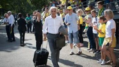 Photo de FC Nantes: Avec Vahid Halilhodzic, c'est fini!