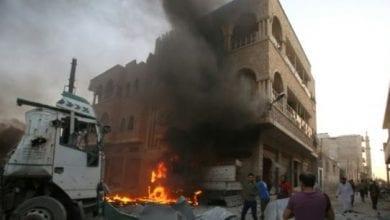 Photo de Syrie: les forces régulières progressent à Idleb après des raids intensifs