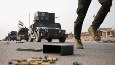 صورة الإستخبارات العراقية تعثر على أكبر مخزن لداعش في العراق
