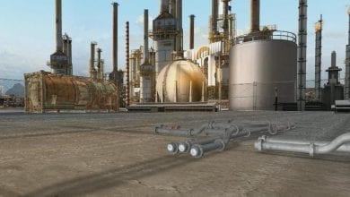صورة أسعار النفط تقفز إلى 15 في المئة اثر الهجوم على منشأتي النفط في السعودية