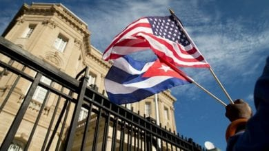 صورة الخارجيّة الأميركيّة: طلبنا من عضوين في بعثة كوبا لدى الأمم المتّحدة أن يُغادرا البلاد