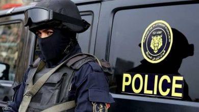 صورة الداخلية المصرية:مصرع6 من العناصر الإرهابية غربي البلاد