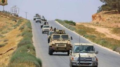 صورة الجيش الليبي أحبط هجوماً جوياً وبرياً ضد قاعدة الجفرة وسط ليبيا