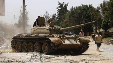 صورة الجيش الليبي: قوات تركية خاصة تقاتل إلى جانب الميليشيات المتطرفة في طرابلس
