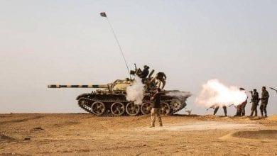 صورة الجيش الليبي يدمر طائرات تركية وحشود عسكرية لميليشيات طرابلس