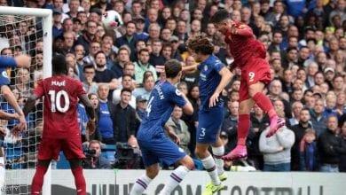 صورة ليفربول يحقق انتصاره السادس على التوالي في قمة المرحلة السادسة من الدوري الإنجليزي