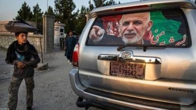 صورة انفجارات وانتخابات في أفغانستان