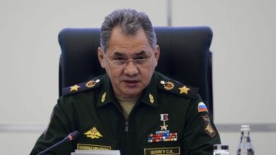 صورة وزير الدفاع الروسي: الأوضاع في الخليج سيتم تطبيعها في حال الامتناع عن التدخل في شؤون المنطقة