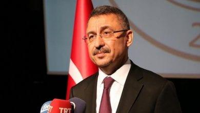 صورة نائب أردوغان: تركيا ليست حارسة لأي دولة ولا مستودع مهاجرين